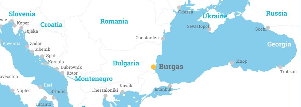 burgas medcruise