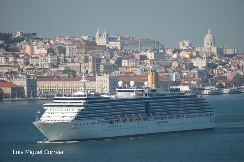 Lisbon MedCruise - Lisbon cruise ship port