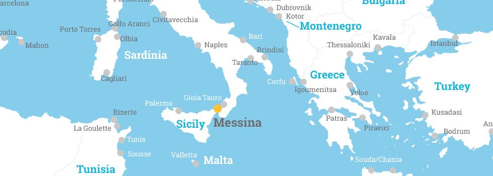 Messina MedCruise
