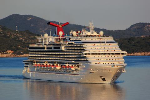 Dubrovnik welcomed Carnival Horizon at her maiden voyage - Κεντρική Εικόνα
