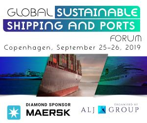 Sustainable Shipping and Ports Forum, 25 and 26 September, Copenhagen. - Κεντρική Εικόνα