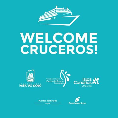 Welcome Cruceros!, Fuerteventura, 31 October, 2018 - Κεντρική Εικόνα