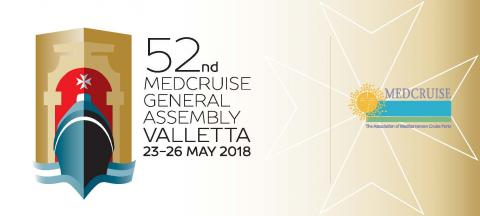 52nd MedCruise General Assembly, Valletta - Κεντρική Εικόνα