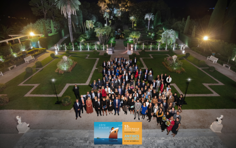 MedCruise General Assembly In Antibes Shaped The Future Of The Cruise Activities In The Mediterranean - Κεντρική Εικόνα