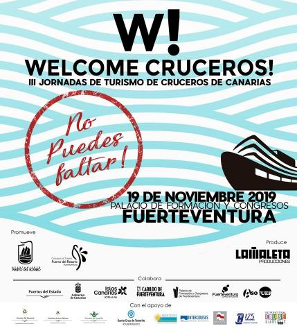 Welcome Cruceros!, Fuerteventura, 19 November 2019 - Κεντρική Εικόνα