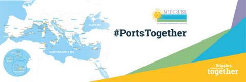 Work #portstogether: Specialised WGs to advance the interests of MedCruise members - Κεντρική Εικόνα