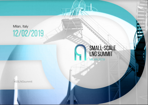 2nd Small-Scale LNG Summit, 12th February, Milan - Κεντρική Εικόνα