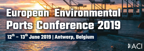 European Environmental Ports Conference 2019,12th and 13th of June, Antwerp, Belgium. - Κεντρική Εικόνα