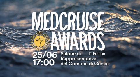 MedCruise Awards 1st Edition, June 25, Genoa - Κεντρική Εικόνα
