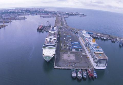 Cruise to Constantza ! - Κεντρική Εικόνα