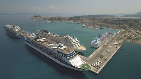 Cruise to Corfu ! - Κεντρική Εικόνα