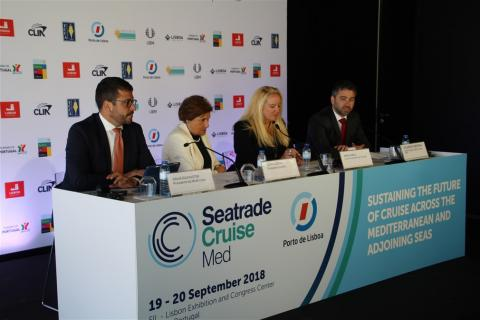 Lisbon counts down to Seatrade Cruise Med – part of Portugal Shipping Week - Κεντρική Εικόνα