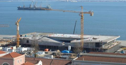 Improving cruise port infrastructure in the Med - Κεντρική Εικόνα