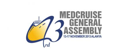 43d MedCruise General Assembly Alanya 13-17 Nov 2013 - Κεντρική Εικόνα