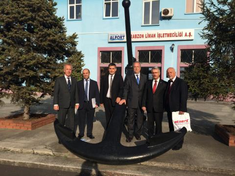 On the course of Expansion in the Black Sea: MedCruise holds meetings with Trabzon port and officials - Κεντρική Εικόνα