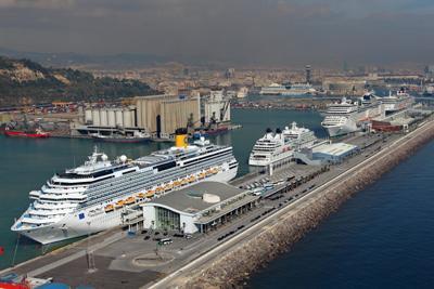 Barcelona To Host Seatrade Med 2014 Medcruise