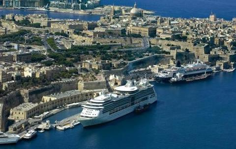 Valletta Cruise Port: Joseph Zammit Tabona is the new Chairman - Κεντρική Εικόνα