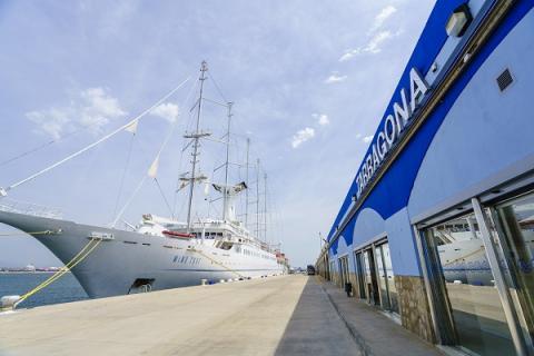 Tarragona Cruise Port: Record year for cruising - Κεντρική Εικόνα