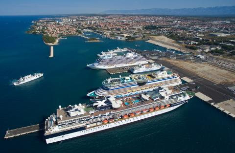 Port of Zadar finishes the last phase of the project ¨New passenger port Gazenica, Zadar¨ - Κεντρική Εικόνα