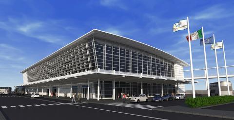 Civitavecchia builds new cruise passenger terminal medcruise - Port of civitavecchia cruise terminal ...