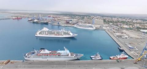 DP World Limassol promotes cruise tourism - Κεντρική Εικόνα