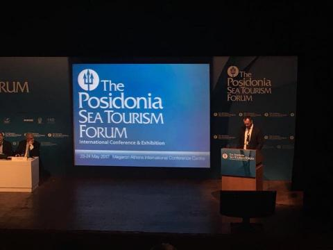 MedCruise guidelines for a sustainable 'Berth Booking Process' in the centre of attention at Posidonia Sea Tourism Forum 2017 - Κεντρική Εικόνα