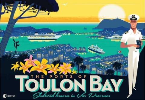 Cruise to Toulon-Var Provence ! - Κεντρική Εικόνα