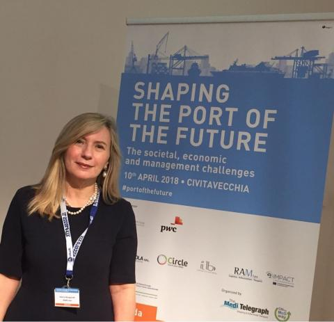 MedCruise shapes the port of the future - Κεντρική Εικόνα