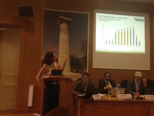 Economic Impacts Forum, Ancient Olympia, May 2015 - Media Gallery 2