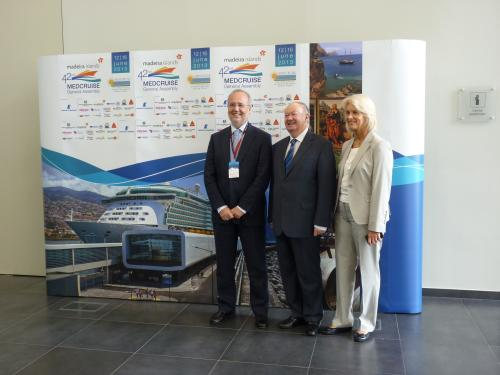 42nd General Assembly, Madeira, June 2013 - Media Gallery 2