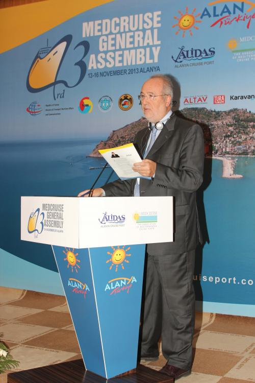 43rd General Assembly, Alanya, November 2013 - Media Gallery 9