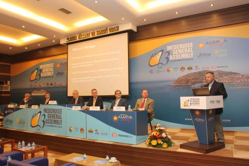 43rd General Assembly, Alanya, November 2013 - Media Gallery 3
