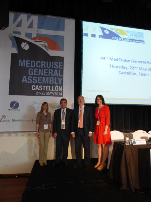 44th MedCruise General Assembly, Castellon, May 2014 - Media Gallery 9