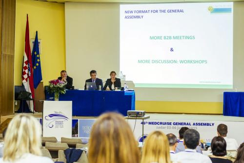 46th General Assembly, Zadar, June 2015 - Media Gallery 9