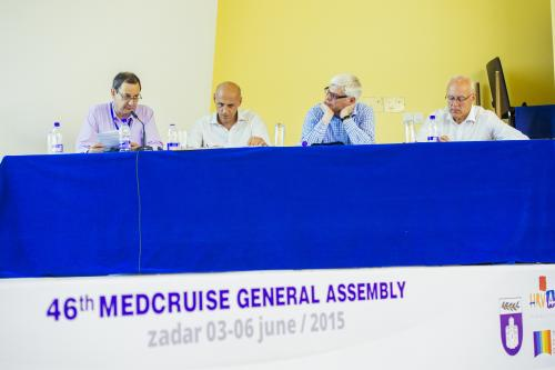 46th General Assembly, Zadar, June 2015 - Media Gallery 17