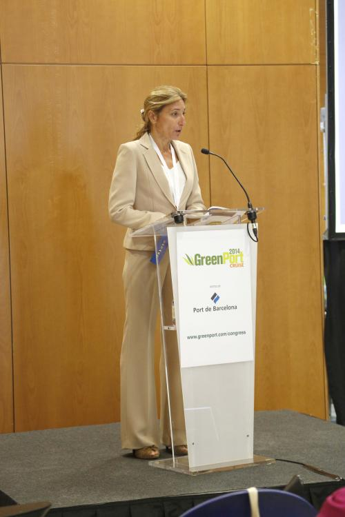 GreenPorts Conference, Barcelona, October 2014 - Media Gallery