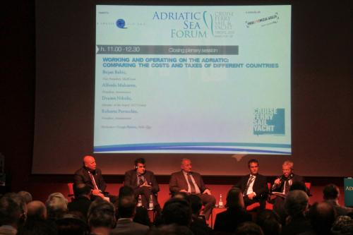 Adriatic Sea Forum, Trieste, March 2013 - Media Gallery 2