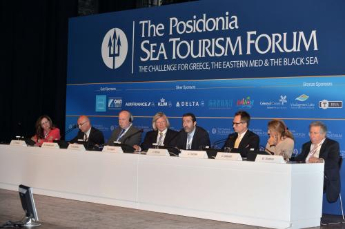 Posidonia Sea Tourism Forum, Athens, May 2015 - Media Gallery 2