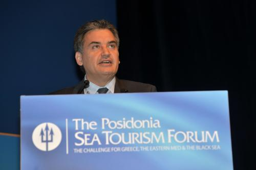 Posidonia Sea Tourism Forum, Athens, May 2015 - Media Gallery 3