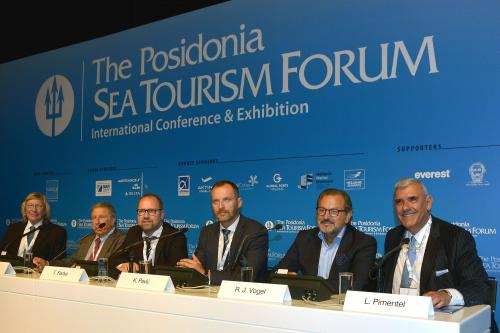 Posidonia Sea Tourism Forum, Athens, May 2017 - Media Gallery