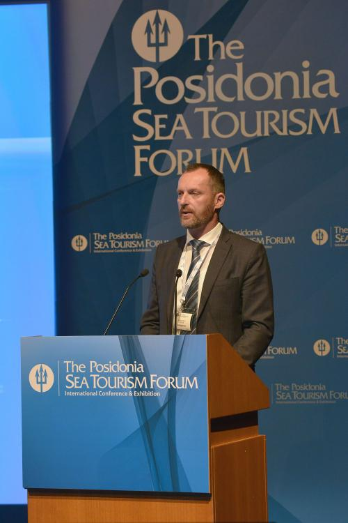 Posidonia Sea Tourism Forum, Athens, May 2017 - Media Gallery 2