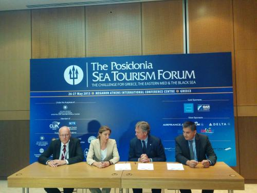 Posidonia Sea Tourism Forum, Athens, May 2015 - Media Gallery 5