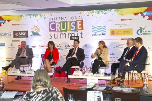 International Cruise Summit 2014, Madrid - Media Gallery 5