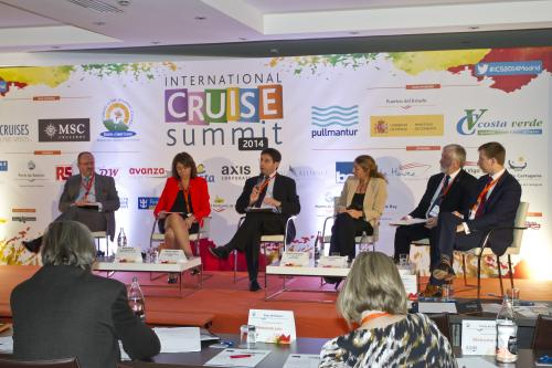 International Cruise Summit 2014, Madrid - Media Gallery