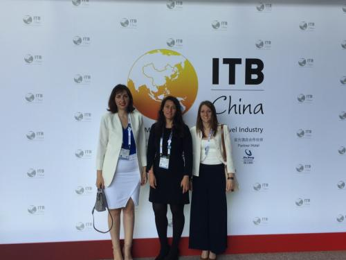 ITB China 2017, Shanghai - Media Gallery 7