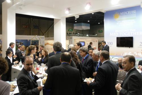 Seatrade Med 2012, Marseille - Media Gallery