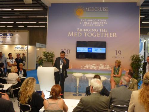 Seatrade Med 2014, Barcelona - Media Gallery 8