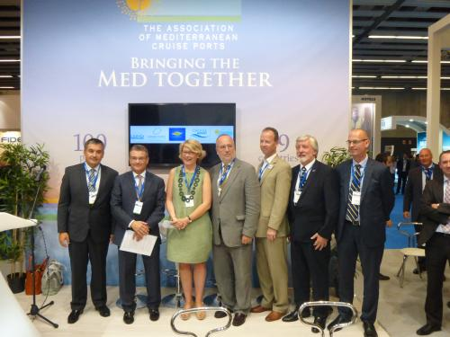 Seatrade Med 2014, Barcelona - Media Gallery 2