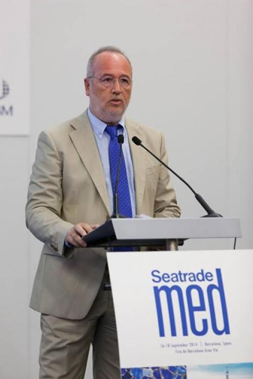 Seatrade Med 2014, Barcelona - Media Gallery 3