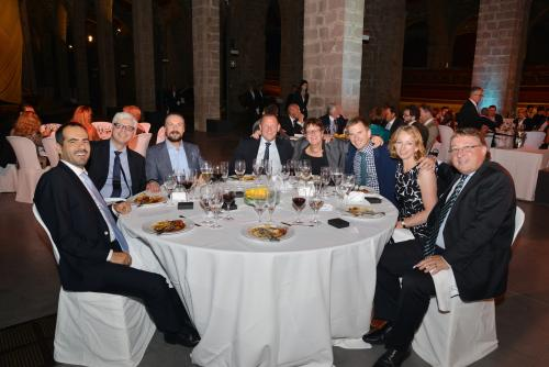 Seatrade Med 2014, Barcelona | Speakers Dinner - Media Gallery 15